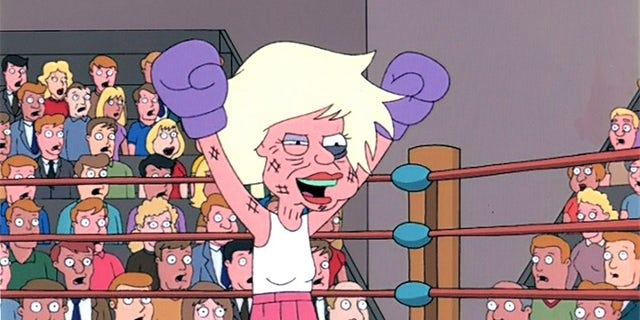 "Carol Channing made a guest appearance on ""Family Guy."""