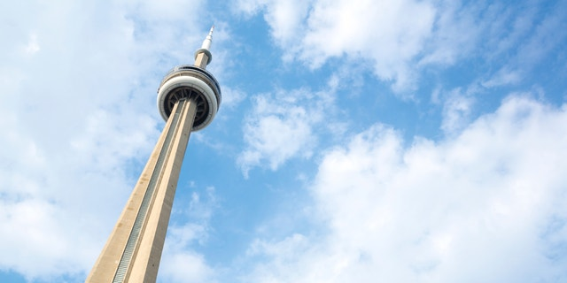 Toronto CN Tower Ontario Canada