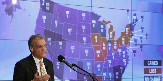 Dec. 21: Census Director Robert Groves announces results for the 2010 U.S. Census at the National Press Club.