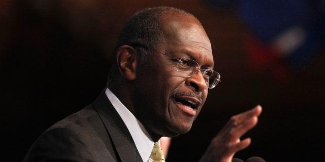 Herman Cain (AP Photo/Pablo Martinez Monsivais)