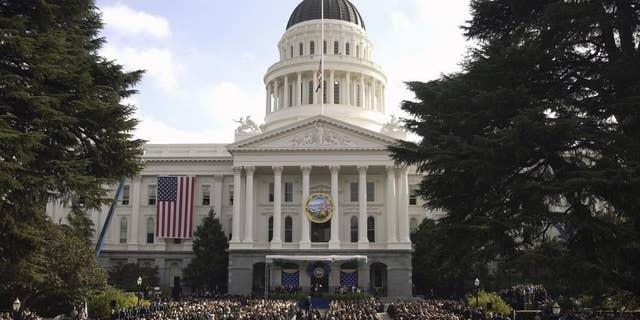 California State Capitol (AP Photo/Ben Margot, File)