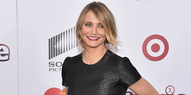 """Cameron Diaz attends the """"Annie"""" at Ziegfeld Theater on Dec. 7, 2014, in New York City."""