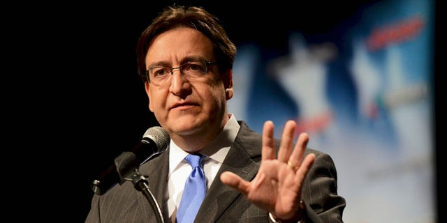 Rep. Pete Gallego in a Sept. 25, 2012, file photo.