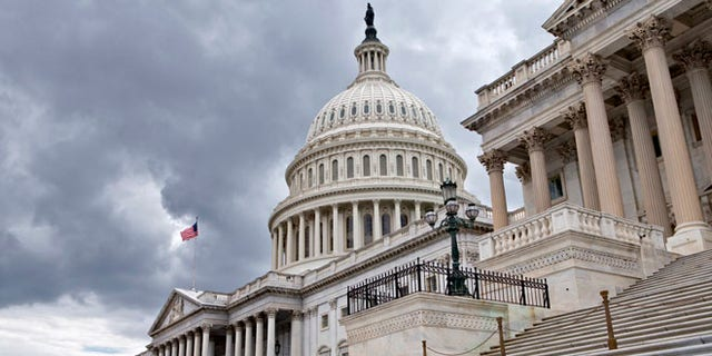 FILE -- July 23, 2013: The Capitol Dome in Washington, DC.