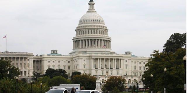 U.S. Capitol in Washington October 3, 2013.