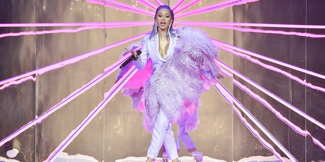 """Cardi B is up for Album of 2018 for """"Invasion of Privacy."""""""