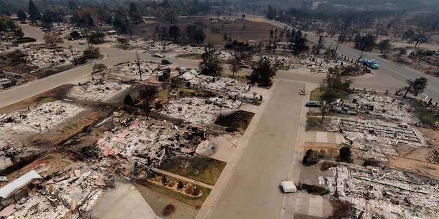 The Carr Fire started on July 23 and has destroyed more than 1,000 homes, Cal Fire says.