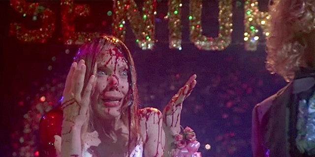 """Sissy Spacek stunned audiences in 1976's """"Carrie."""""""