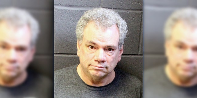 Charles Wyatt, 61, was arrested after exiting the store and charged with charged with burglary, theft by taking, and possession of tools for the commission of a crime