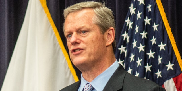 Gov. Charlie Baker, R-Mass., has said abortion rights are important to him when it comes to a Supreme Court nominee.