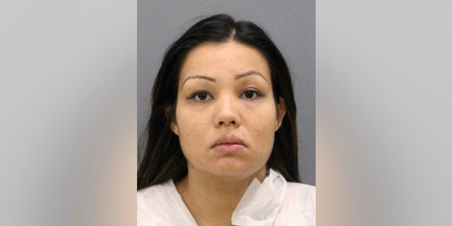 Alyssa Garcia was charged Thursday, Aug. 4, 2016.