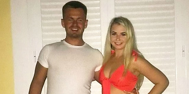 Chloe Fitzpatrick, 19, and her boyfriend Matthew Higson were reportedly boarding the flight when Fitzpatrick informed the airline crew of her airborne allergy to all strawberry products.