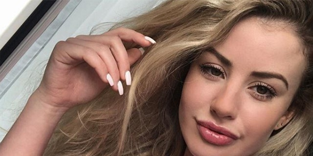 British model Chloe Ayling speaks out for the first time about her kidnapping ordeal as her abductor Lukasz Herba is convicted. (Instagram)