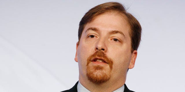 "NBC's ""Meet the Press"" host Chuck Todd"