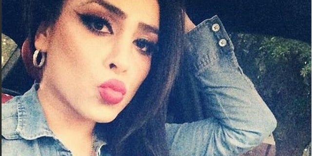 """Claudia Ochoa Felix, who was reportedly the leader of """"Los Antrax,"""" an elite killing squad with connections to the Sinaloa Cartel."""