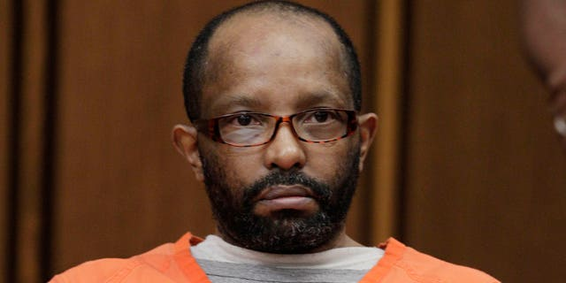 September 12: Anthony Sowell sits in the courtroom on rape and kidnapping charges in Cleveland, Ohio.