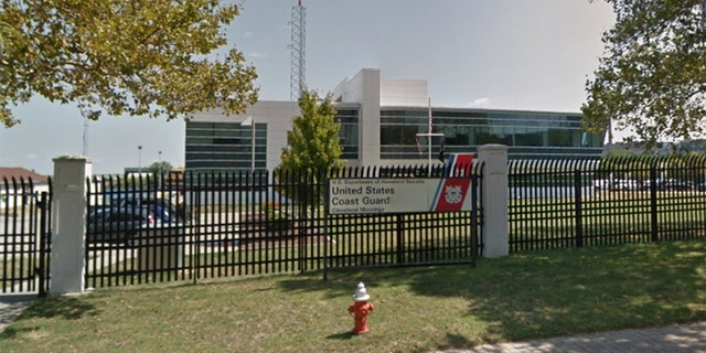 The Coast Guard Station in Cleveland, where law enforcement said Demetrius Pitts conducted surveillance for a planned terror attack.