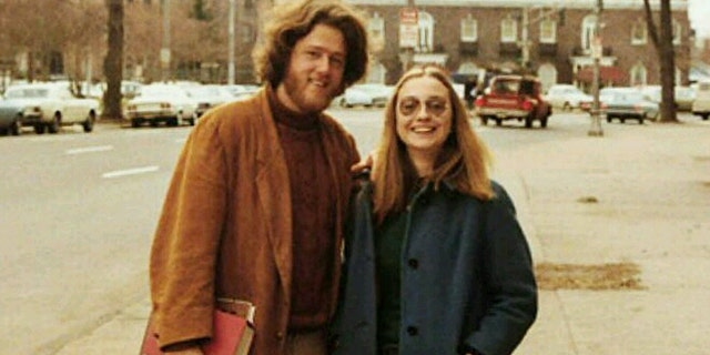 The Clintons have said they met at Yale Law School in the spring of 1970.