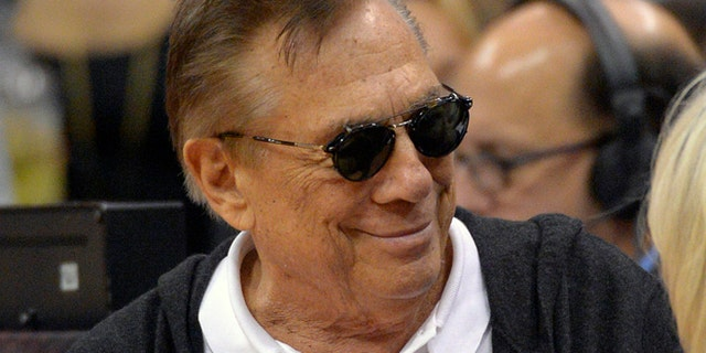 FILE: Los Angeles Clippers owners Donald Sterling's lawyers reportedly hired four private investigation firms to dig up dirt on the NBA's former and current commissioners.
