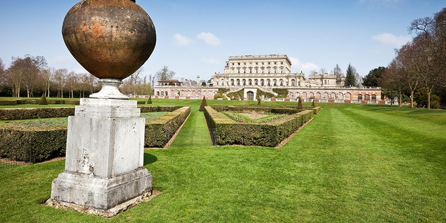 Cliveden House is a 45-minute drive from London or 20 minutes on train from Heathrow.