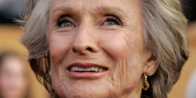 Actress Cloris Leachman is appearing in a new PSA for PETA.