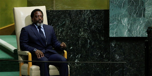 BGFIBank DRC is headed up by the brother of DRC President Joseph Kabila Kabange (pictured). The Sentry originally was investigating the bank for separate allegations that the banking institution had been used to divert public funds, including millions in withdrawals by Congo's electoral commission.