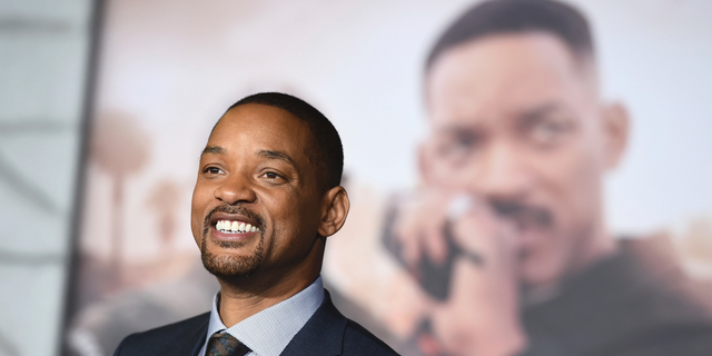 """Will Smith will star as Genie in """"Aladdin,"""" which hits theaters on May 24, 2019."""