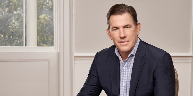 """This Feb. 15, 2018 photo released by Bravo shows Thomas Ravenel from the reality series """"Southern Charm."""" Authorities say Ravenel has been arrested after a former nanny says he sexually assaulted her nearly four years ago. Charleston Police charged Ravenel on Tuesday, Sept. 25, 2018, with misdemeanor second-degree assault and battery. Bravo released a statement shortly after saying Ravenel would no longer appear on the network's """"Southern Charm"""" show. (Rodolfo Martinez/Bravo via AP)"""