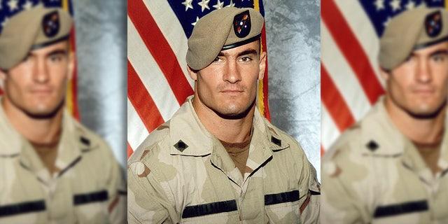 Former Arizona Cardinals safety and U.S. Army Ranger Pat Tillman