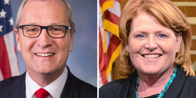 Rep. Kevin Cramer, R-N.D., slammed his opponent, incumbent Democrat Sen. Heidi Heitkamp, for saying she would vote against Brett Kavanaugh's nomination to the Supreme Court.