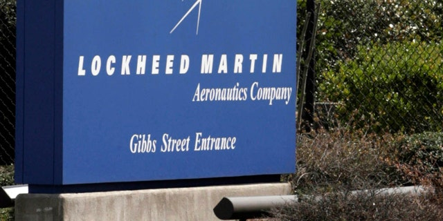 """In this April 9, 2009 file photo, a sign outside the Lockheed Martin plant in Marietta, Ga. is shown. Lockheed Martin on Saturday, May 28, 2011 admitted it was the recent target of a """"significant and tenacious"""" cyber attack, although the defense contractor and the Department of Homeland Security insist the hack was thwarted before any critical data was stolen. (AP/File)"""