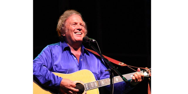 Don McLean performing today.
