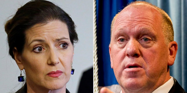 Acting ICE Director Thomas Homan said the Department of Justice is looking into whether Oakland Mayor Libby Schaaf obstructed justice by warning that ICE officials would soon raid the Bay Area.