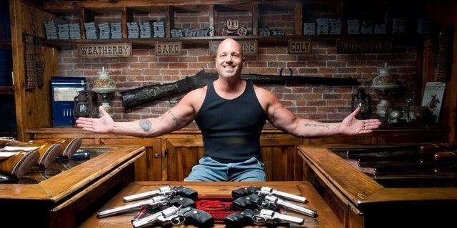 """Lou Tuminaro of """"The Gunfather."""""""