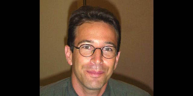 Wall Street Journal reporter Daniel Pearl is pictured here in this undated photo.