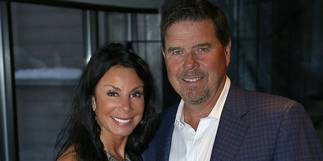 'RHONJ' star Danielle Staub was reportedly served with divorce papers by Marty Caffrey after four months of marriage.