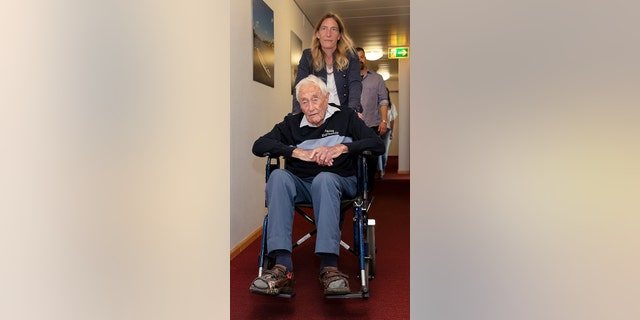 David Goodall ended his life in a medically assisted suicide at a Swiss clinic on Thursday, May 10, 2018.