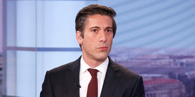 ABC News anchor David Muir.