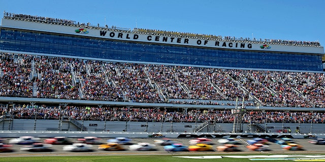 The Daytona 500 will take place later this month.