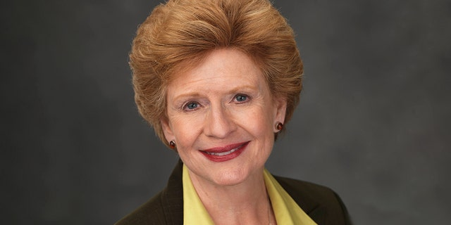 Democrat Debbie Stabenow is a three-term incumbent.