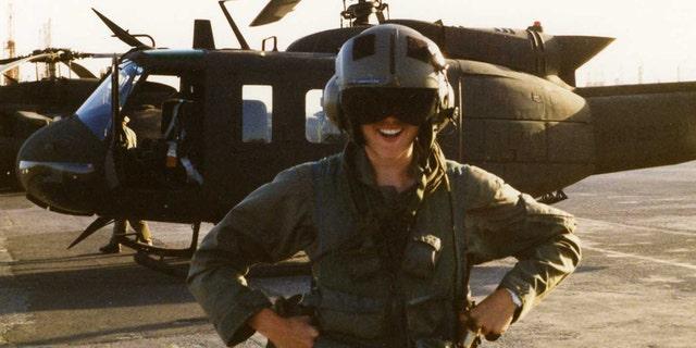 Lt. Col. (Ret.) Deborah Snyder.