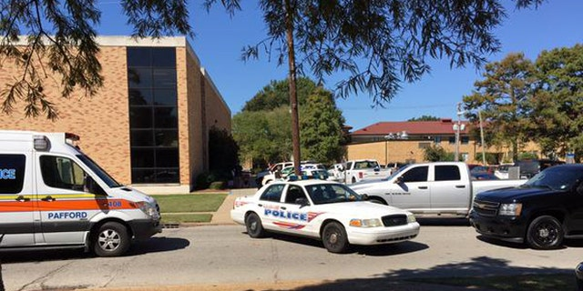 Delta State University tweeted about a Monday afternoon shooting on its campus.