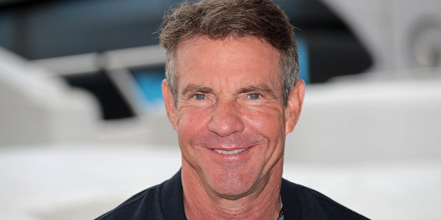 Actor Dennis Quaid is looking forward to taking on the role of President Ronald Reagan in an upcoming biopic.