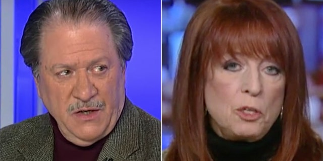 """Joseph diGenova, left, and his wife and law partner Victoria Toensing, right, won't be joining President Trump's legal team because of """"conflicts,"""" Jay Sekulow said."""