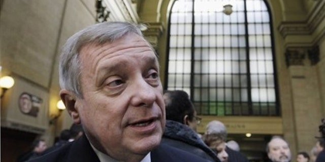 Illinois Sen. Dick Durbin, a key Obama ally, has thrown his support behind painful deficit-reducing plans