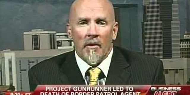 Jay Dobyns is suing the Department of Justice, claiming it retaliated against him and damaged his reputation after he blew the whistle on the ATF's treatment of agents. (Fox Business News)