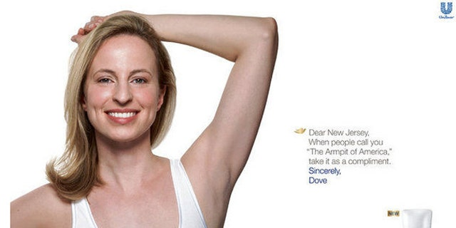 Unilever announced that it will not go forward with a billboard that was scheduled to go up in July.