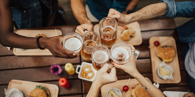 A new study says that no amount of drinking is good for you.
