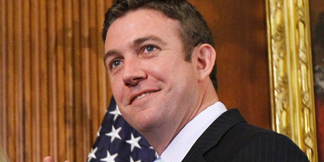 Rep. Duncan Hunter, R-Calif., is hoping Mattis will correct what he considers an injustice.