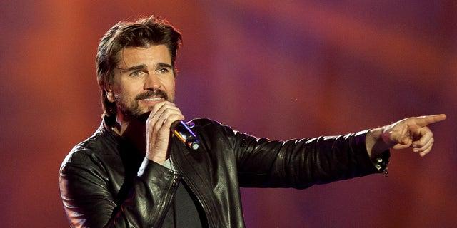 Colombian singer Juanes in a Dec. 11, 2015 file photo.